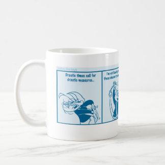 Otalia comic - Cuffs Coffee Mug
