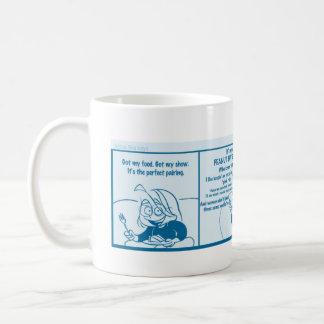 Otalia comic - Muffin Cloud mug
