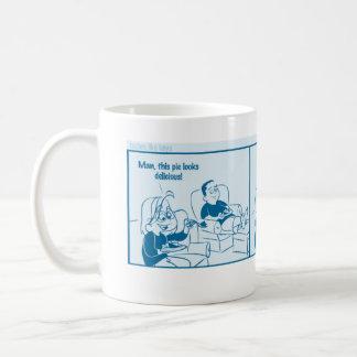 Otalia comic - Peanut Butter Bliss Coffee Mug