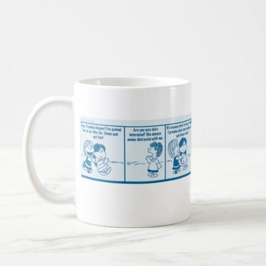 Otalia comic - Peanuts mug