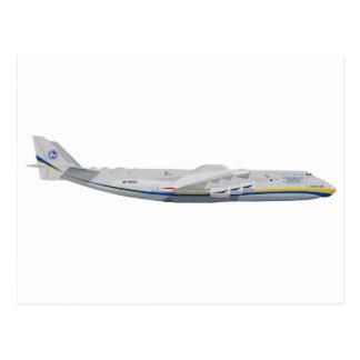 """OTAN de Antonov AN-225: """"Cossack """" Tarjetas Postales"""