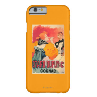 Otard-Dupuy & CO. Cognac Promotional Poster Barely There iPhone 6 Case