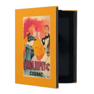 Otard-Dupuy & CO. Cognac Promotional Poster iPad Folio Cases