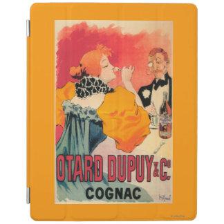 Otard-Dupuy & CO. Cognac Promotional Poster iPad Smart Cover