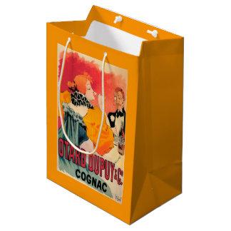 Otard-Dupuy & CO. Cognac Promotional Poster Medium Gift Bag