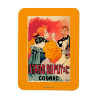 Otard-Dupuy & CO. Cognac Promotional Poster Rectangular Photo Magnet