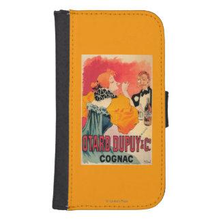 Otard-Dupuy & CO. Cognac Promotional Poster Samsung S4 Wallet Case