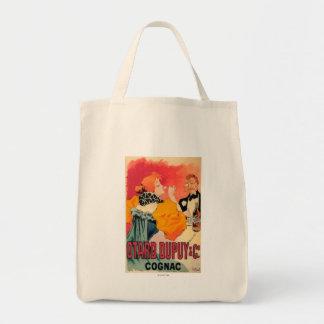 Otard-Dupuy & CO. Cognac Promotional Poster Tote Bag