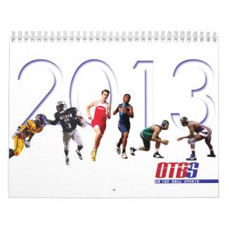 OTBS 2013 Sports Calendar