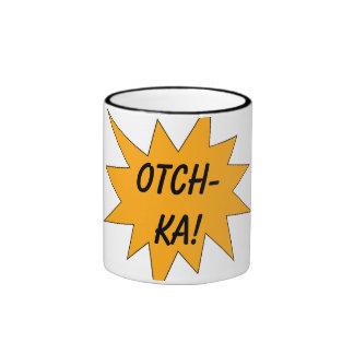 ¡Otch-ka! Taza
