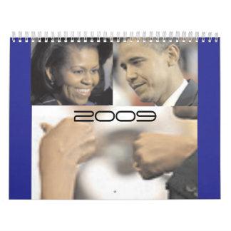 otee1, 2009 calendar