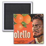 Otello Orange Label Magnets