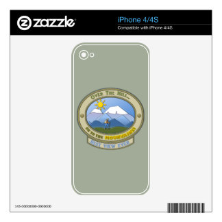 """OTH..., """"Skin"""" for iPhone 4/4S Decal For iPhone 4"""