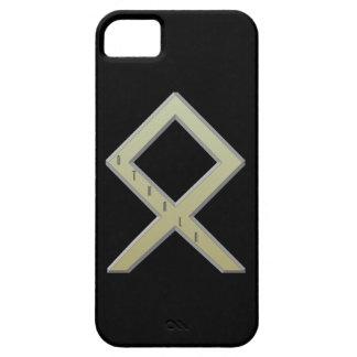 Othala Rune gold iPhone SE/5/5s Case