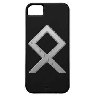 Othala Rune grey iPhone SE/5/5s Case
