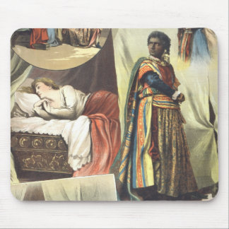 Othello 1884 Original Poster Mouse Pad