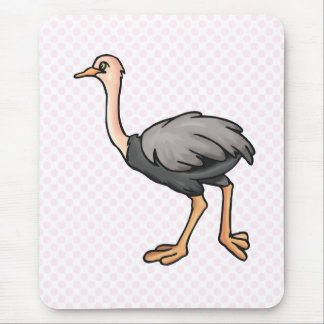 Othello Ostrich Mouse Pad