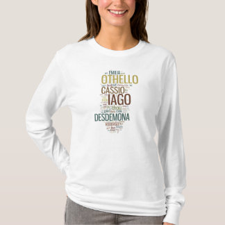 Othello Word Mosaic T-Shirt
