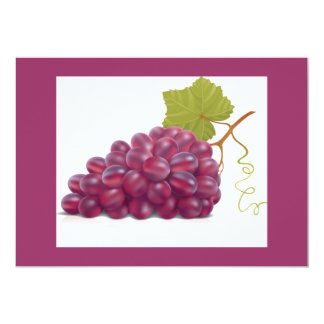 Other026 Grapes Card