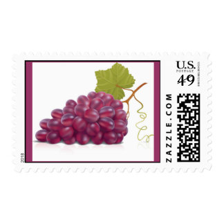 Other026 Grapes Postage