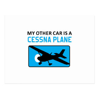 Other car is Cessna Postcard