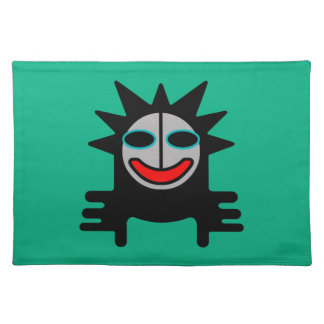 Other-Dimensional Alien Manga Clupkitz Cloth Placemat