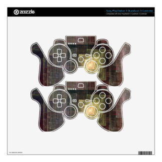 Other Dimensions PS3 Controller Decal