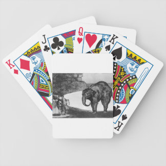 Other laws by the people or beast Absurdity Bicycle Playing Cards
