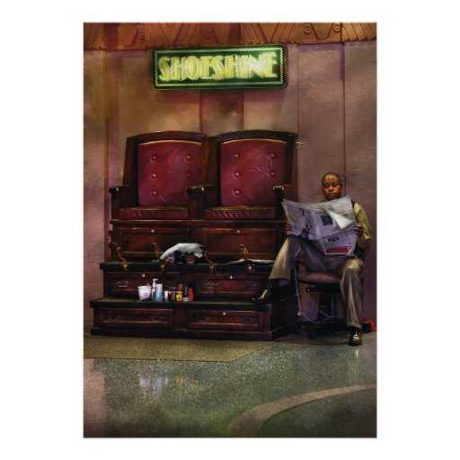 Other - Lee's Shoe Shine Stand Posters