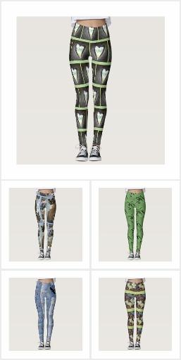 Other Nature Inspired Leggings