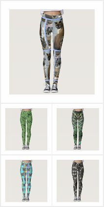 Other Nature Inspired Leggings