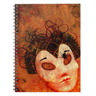 Other People's Delusions Gothic Art Notebook