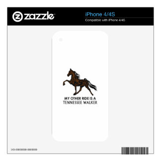 Other Ride Is iPhone 4 Skin
