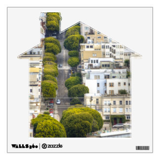 Other Side Of Lombard Wall Decal