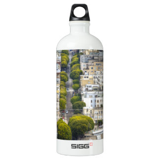 Other Side Of Lombard Water Bottle