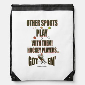OTHER SPORTS DRAWSTRING BAG