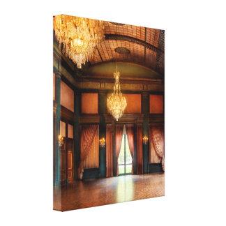 Other - The Ballroom Canvas Print
