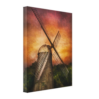 Other - Windmill Canvas Prints
