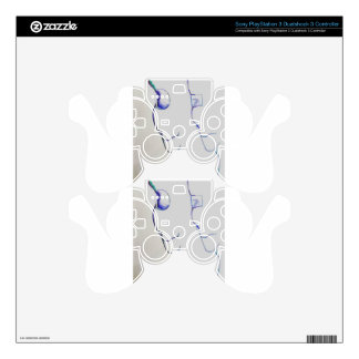 Other Worlds Marching in Cadence PS3 Controller Skin