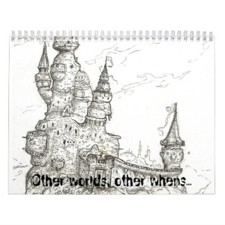 Other worlds, other whens...calendar