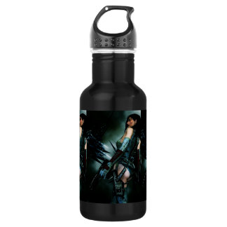Other Worlds Sci-Fi Art Stainless Steel Water Bottle