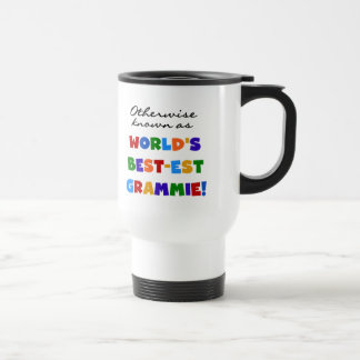 Otherwise Known as Best-est Grammie Gifts Mugs