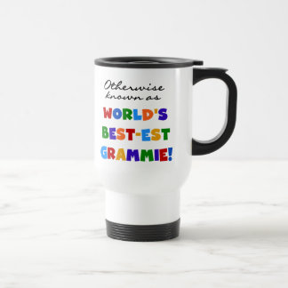 Otherwise Known as Best-est Grammie T-shirts Mugs