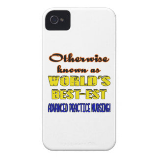 Otherwise known as world's bestest Advanced practi iPhone 4 Case