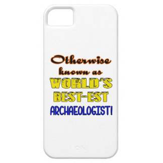 Otherwise known as world's bestest Archaeologist iPhone SE/5/5s Case