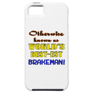 Otherwise known as world's bestest Brakeman iPhone SE/5/5s Case