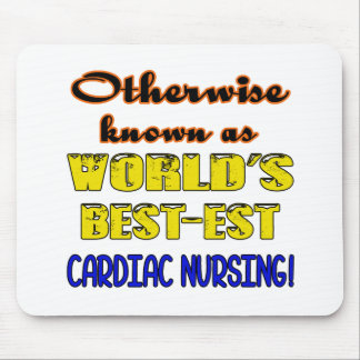 Otherwise known as world's bestest Cardiac nursing Mouse Pad