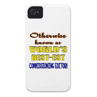 Otherwise known as world's bestest Commissioning e iPhone 4 Case-Mate Case
