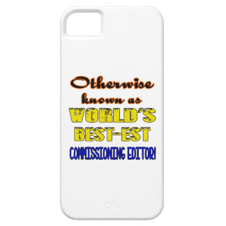 Otherwise known as world's bestest Commissioning e iPhone SE/5/5s Case