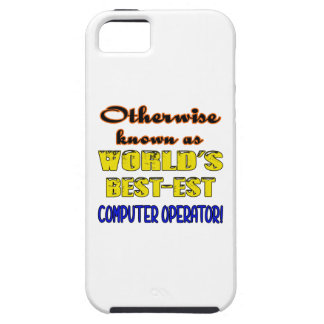 Otherwise known as world's bestest Computer operat iPhone SE/5/5s Case